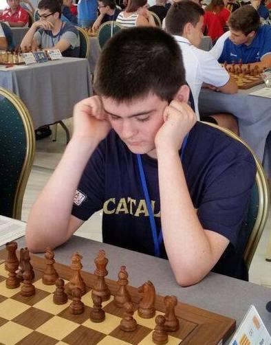 Guillem - Campionat Espanya 2015